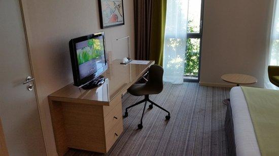 Courtyard Marriott Montpellier : Doppelzimmer