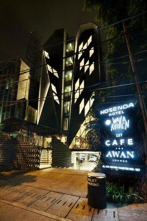 Kosenda Hotel: Hotel Building