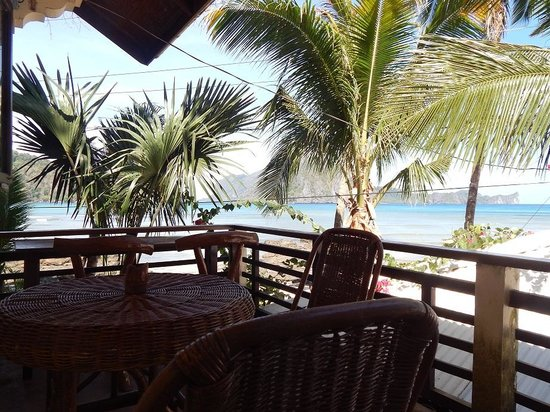 Makulay Lodge & Villas: View from my room