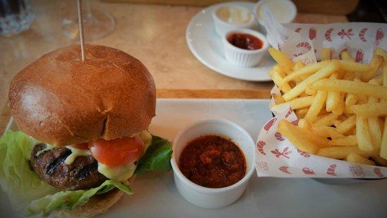 Cafe Rouge: Burger