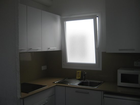 Apartamentos AR Muntanya Mar: new kitchen