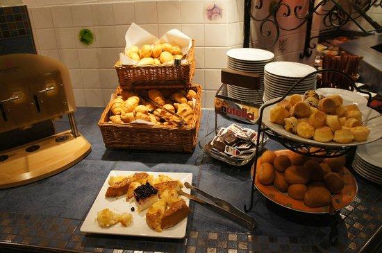 Dorint SportHotel: Завтраки