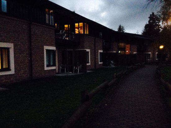 Center Parcs Whinfell Forest Lakeside Apartment