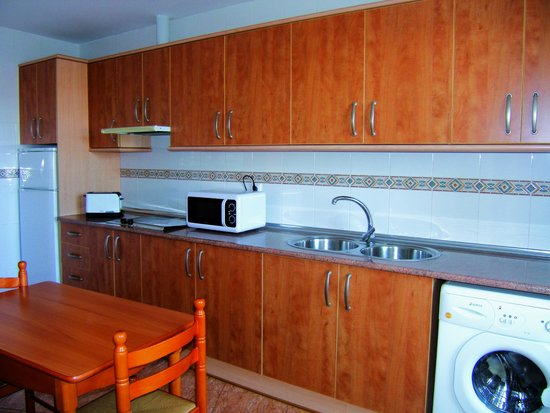 Apartamentos Maracay: COCINA