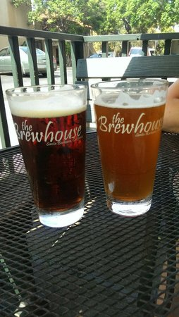 The Brewhouse: Great beer, great glasses #goodtimes