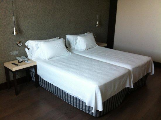 NH Alicante: Dormitorio 411