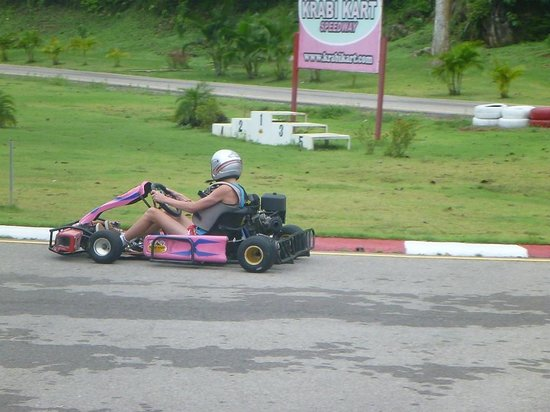 Krabi Kart Speedway: Medium speed Kart