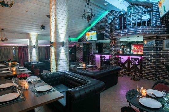 Restaurant Art-Hotel Poruchik Rzhevskiy