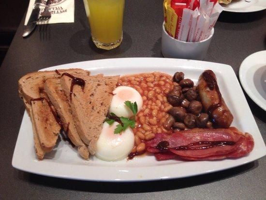 Patisserie Valerie Brunswick Centre: Very nice breakfast