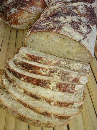 La Cuisine: Le pain petri a la main