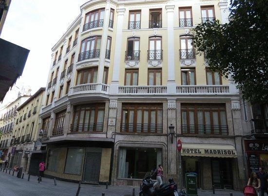 Hotel Madrisol : Madrisol Hotel