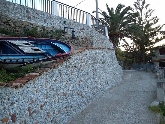 L'Aragosta: l'ingresso all'aragosta