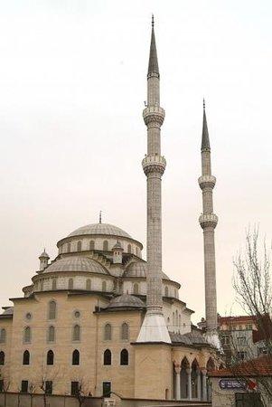 Abide-i Hurriyet Mosque