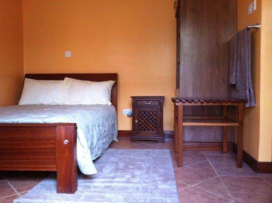 Meru Town, Kenya: Bedroom at The Meru House. Very charming and comfortable.