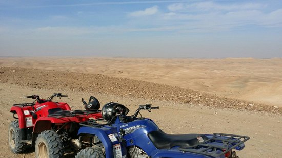 Maroc Quad Passion - Day Tours: Une des magnifiques vues de l'excursion :-)