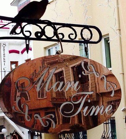 Maritime Hotel: Levhaya konan kuş