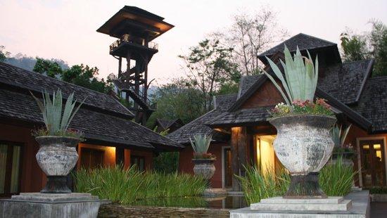 Sibsan Resort & Spa Maetaeng: Vor dem Spa