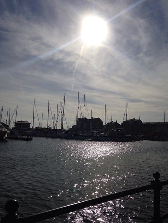 Eastbourne, UK: Harbour
