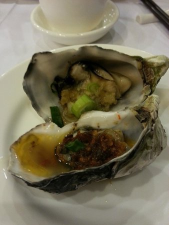 Gold Leaf Chinese Restaurant: oysters