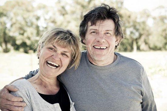 Springfontein Eats: Jürgen and Susanne Schneider