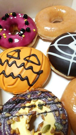 Krispy Kreme Donuts Diver City Tokyo