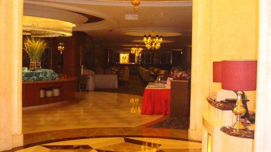 Ritan Hotel: Ресторан отеля