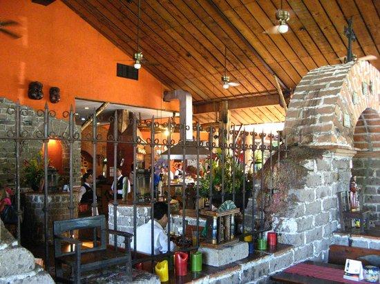 Hacienda Real El Salvador : Ambiente interno