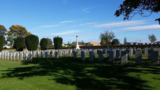 La Delivrande War Cemetery