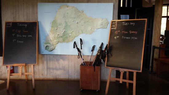 explora Rapa Nui - All Inclusive : Meeting point to know about the island and the tours