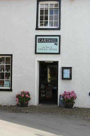Cartmel Village Shop: Gateway to pudding heaven