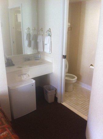 Sleep Inn Moab: bathroom