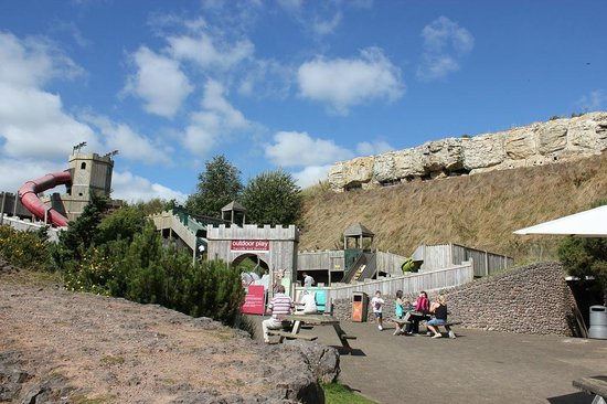 The Rheged Centre: It was all a bit 'Meh'....