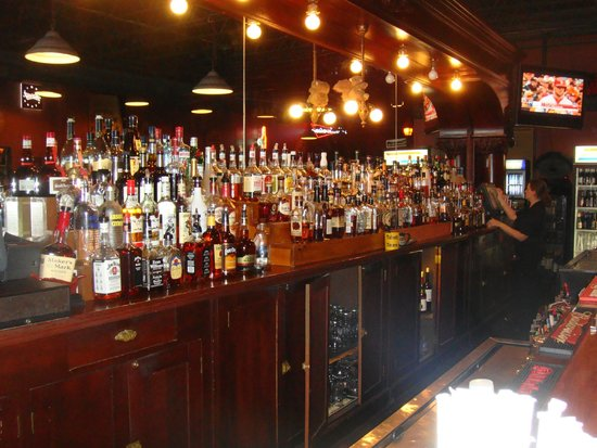 Old Talbott Tavern: The Best Bar Ever!