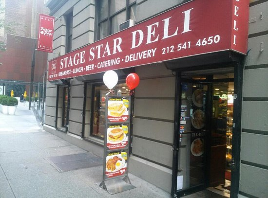 stage star deli new york city midtown restaurant reviews phone