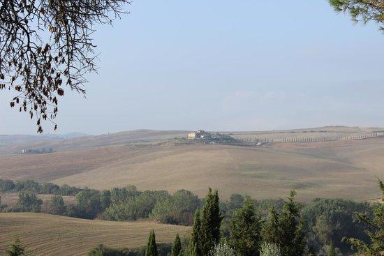 Agriturismo Pometti : Views from La Selva