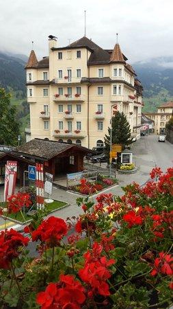 Hotel Bernerhof: Vista do hotel