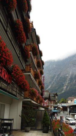 Hotel Bernerhof: Fachada do hotel