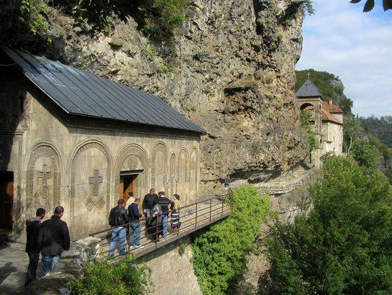 Monastery Mgvimevi