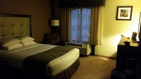 Days Inn Baltimore Inner Harbor : Room 606.  Lovely.