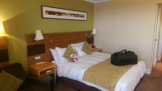 Crowne Plaza Chester: need i say more?
