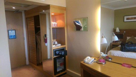 Crowne Plaza Chester: spacious