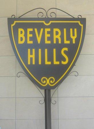 Maison 140 Beverly Hills : Beverley Hills Sign
