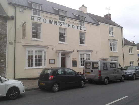 The Brown's: browns hotel