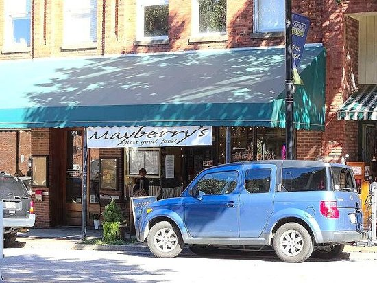 Mayberry's : view from street