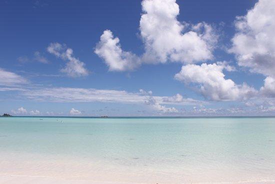 spiaggia anse Volbert