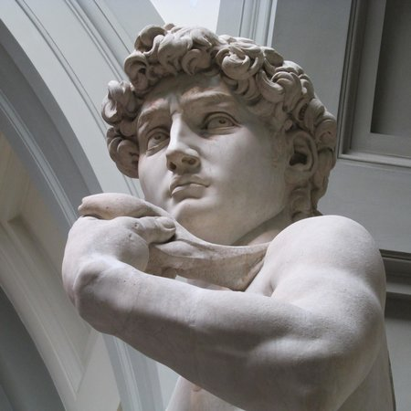 a depiction of michelangelo by david Read and learn for free about the following article: moses (marble sculpture).