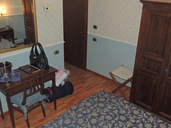Hotel Arcobaleno: Quarto Duplo Superior - Ótima Opção