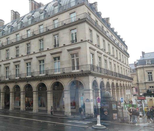 Picture Of Hotel Du Louvre Paris