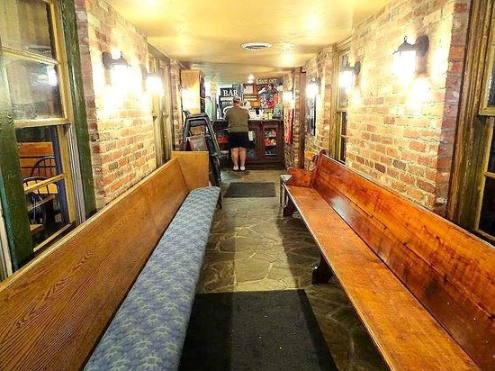 Sidestreet Pizza & Pasta : entrance