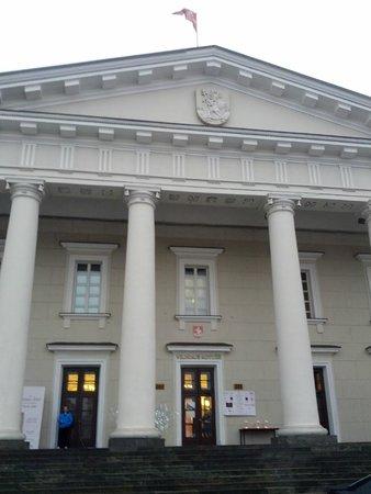 Town Hall (Rotuse): Здание